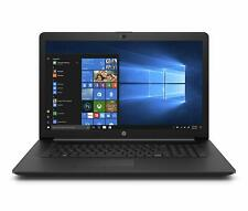 "HP 17-ca0003na 17.3"" Laptop with DVD Drive AMD A6-9225, 8GB RAM, 1TB HDD, Win 10"