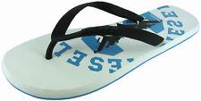 Diesel Mens 'Crest' Flip Flop Shoes Sandals Size 13