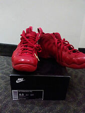 Nike Air Foamposite One Pro Gym Triple Red October Black Yeezy DS Mens Size 8.5