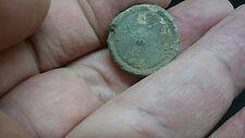 Bien poco Juegos De Plomo Romano Pieza tiene características como moneda L484