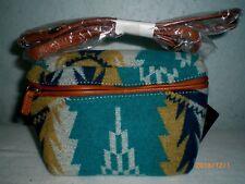 Pendleton Woolen Mills Sunset Pass Convertible Bag Turquoise Gd116-54057 c022f9330edeb