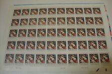 US #2871 A  CHRISTMAS  29 cent set of 50 stamps MNH 1983 -