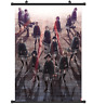 """Hot Japan Anime Attack on Titan Poster Wall Scroll Home Decor 8""""×12"""" FL1024"""