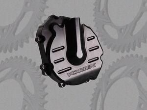 2009-2014 Suzuki GSXR1000 Vortex Stator Left Case Cover - Black (CS511K)