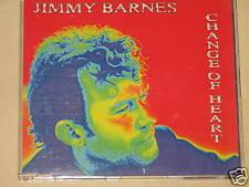 JIMMY BARNES CHANGE OF HEART MAXI SINGLE CD E553