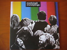 medicine8 - :ironstylings (2 x vinyl)