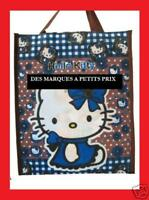 SAC MAIN TOILE CABAS BESACE HELLO KITTY FEMME FILLE NEUF CHAT PROMENADE