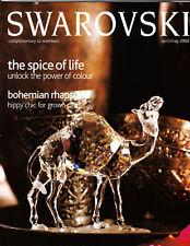 2002 Swarovski Collector Magazine April/May Sue Carpenter Christoph Grothgar