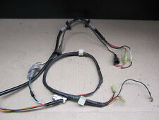 GEO TRACKER 91-96 1991-1996 REAR HATCH WIRE HARNESS with PIGTAIL CONNECTORS