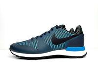 Nike Womens Internationalist Jacquard Shoes Blue UK 5.5 EUR 39 US 8 705215 400