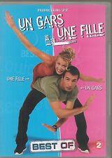 DVD ZONE 2--SERIE TV--UN GARS UNE FILLE--BEST OF 10 EPISODES