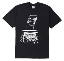 Supreme Jean Paul Gaultier Tee Shirt Black Large Bogo L T-Shirt SS19 Brand New