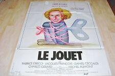 pierre richard LE JOUET    !  affiche cinema 1976 francis veber