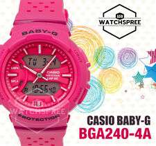 Casio Baby New BGA-240 Series Watch BGA240-4A AU FAST & FREE*