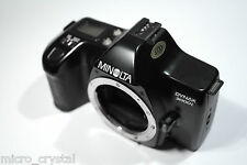 Old vintage reflex SLR Minolta 3000i AF film analog camera kamera camara *TESTED