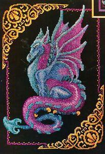 "Janlynn ""Mythical Dragon"" Counted Cross Stitch Kit"