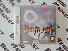 DEVILISH ARKANOID BRICK BREAKER NINTENDO DS DSi 3DS PAL ITALIANO NUOVO SIGILLATO
