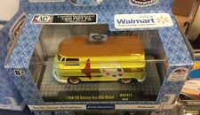 60 1960 PAINTER TAN YELLOW DELIVERY VAN 18-23 USA MODEL VW VOLKSWAGEN WALMART M2
