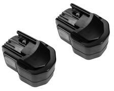 2x AKKU 12V 3300mAh Power Battery für AEG Milwaukee B12 BX12 BXS12 BXL12 S12TX
