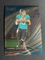 2019 Gardner Minshew II Field Level Chrome Select Jacksonville Jaguars #203