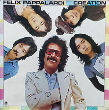Felix Pappalardi Mountain 1976 Creation Original Promo Poster