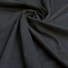 Dark Grey Ponti Roma 4 way Stretch Heavy Jersey Fabric 150cm wide 280gsm - Per M
