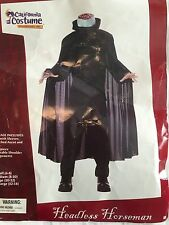 Headless Horseman Child Size Medium 8 9 10 California Costume NWOT Dress up