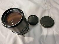 Minolta 135mm f/2.8 PF Minolta MD-Mount Manual Prime Lens in GREAT condition