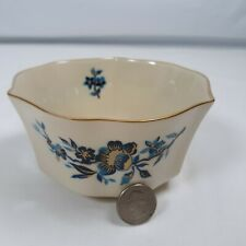 Collectable Lenox- Pagoda China Bowl Dinnerware, Snack & Candy, w/Gold trim