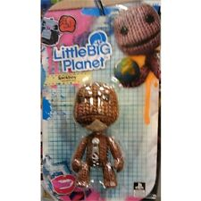 "Littlebigplanet - Sackboy 3"" Toy - Figure 3 Little Big Planet Angry New Face"