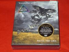 PINK FLOYD RATTLE THAT LOCK [Edizione Deluxe] by David Gilmour [CD+DVD]
