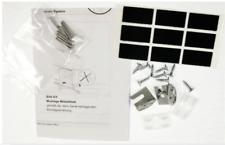 Kit fissaggio slide pannello lavastoviglie Bosch Siemens Neff 00626592 10009603