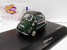"""Schuco 02117 # BMW Isetta """" Landespolizei """" Baujahr 1957 in """" grün """" 1:43 NEU"""