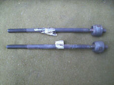 PAIR of GENUINE FORD INNER TIE ROD ENDS LEFT & RIGHT 85-90 ESCORT LYNX TOPAZ