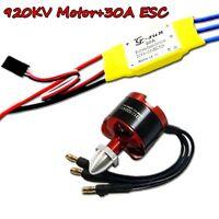 30A speed controller ESC+2212 920KV Brushless Motor for DJI Walkera Quadcopter B
