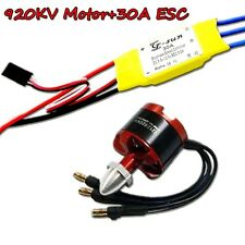 2212 920KV Brushless Motor for DJI Walkera Quadcopter+30A speed controller ESC B