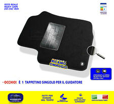 Tappetino Toyota Aygo dal 2005 al 2014 tappetini tappeto guidatore moquette in 1
