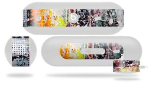 Skin for Beats Pill Plus Abstract Graffiti SPEAKER NOT INCLUDED