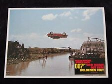 Man With The Golden Gun lobby stills  - Roger Moore, James Bond 007