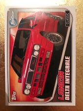 Top Gear Turbo Attax 2016- Lancia Delta Integrale