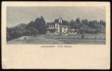 cartolina TRICESIMO villa tellini