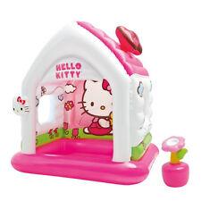 Intex Casetta Hello Kitty gonfiabile gioco bambine estate casa giardino 48631