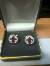 CUFF LINKS - SEA SCOUTS