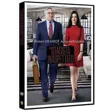 LO STAGISTA INASPETTATO(DVD) con Robert De Niro e Anne Hathaway