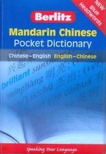 Mandarin Chinese Pocket Dictionary: Chinese-English/English-Chinese
