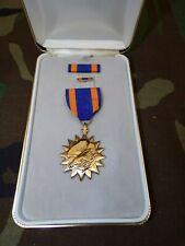 Vietnam War US Luft Medaille Vorlage Verpackt Set - Neu bei Sarg Koffer 1971