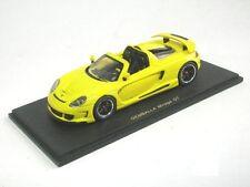 Gemballa Mirage GT ( giallo )