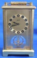 Vintage Carriage Clock Antique Mantel & Carriage Clocks (1900-Now)