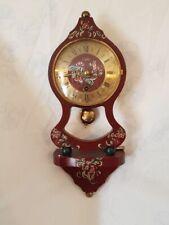 Vintage Dutch Wall Clock For Sale Ebay