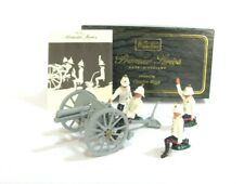 Britains Premier Toy Soldiers Royal Horse Artillery 13 Pdr Gun With Gunners 8918